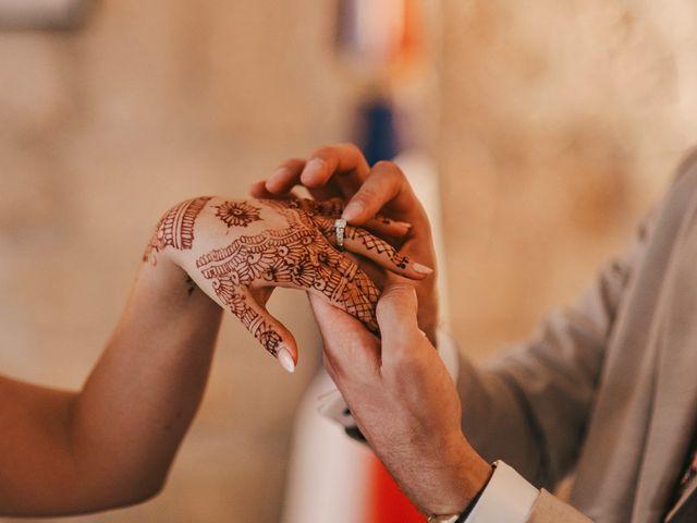 Le mariage de Sofiane et Dounia à Montpellier, Hérault 47