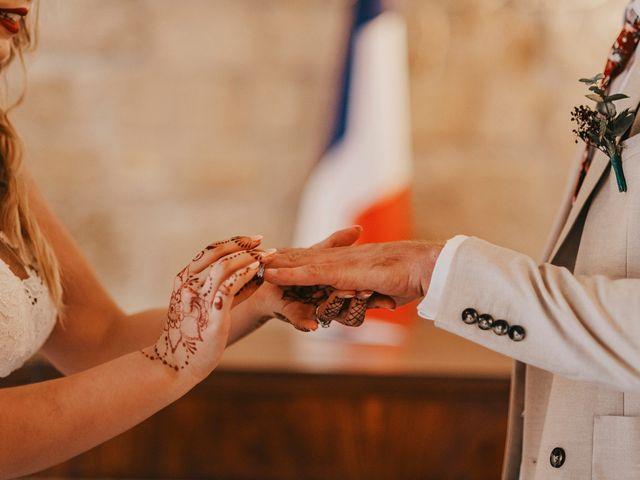 Le mariage de Sofiane et Dounia à Montpellier, Hérault 48