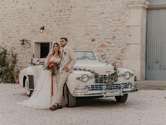 Le mariage de Sofiane et Dounia à Montpellier, Hérault 51