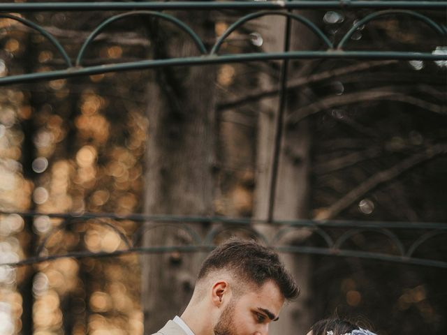 Le mariage de Sofiane et Dounia à Montpellier, Hérault 55