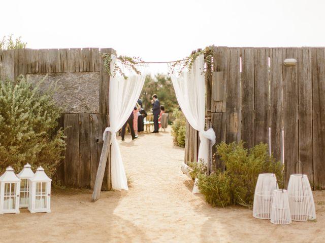 Le mariage de Victor et Caroline à Lumio, Corse 2