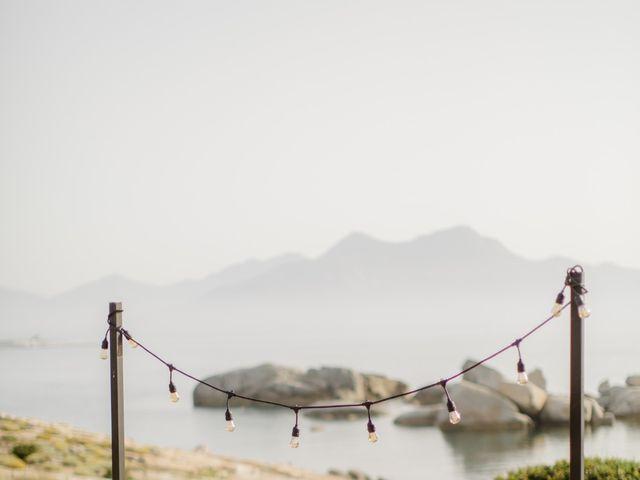 Le mariage de Victor et Caroline à Lumio, Corse 6