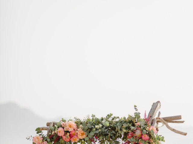 Le mariage de Victor et Caroline à Lumio, Corse 16