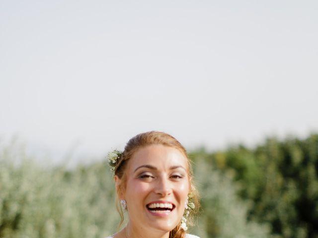 Le mariage de Victor et Caroline à Lumio, Corse 19