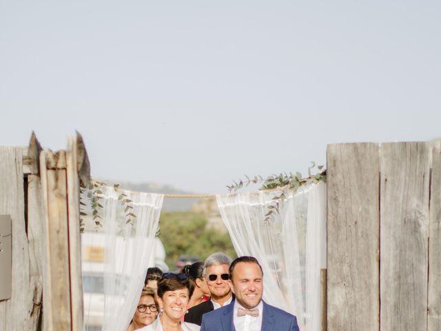 Le mariage de Victor et Caroline à Lumio, Corse 21