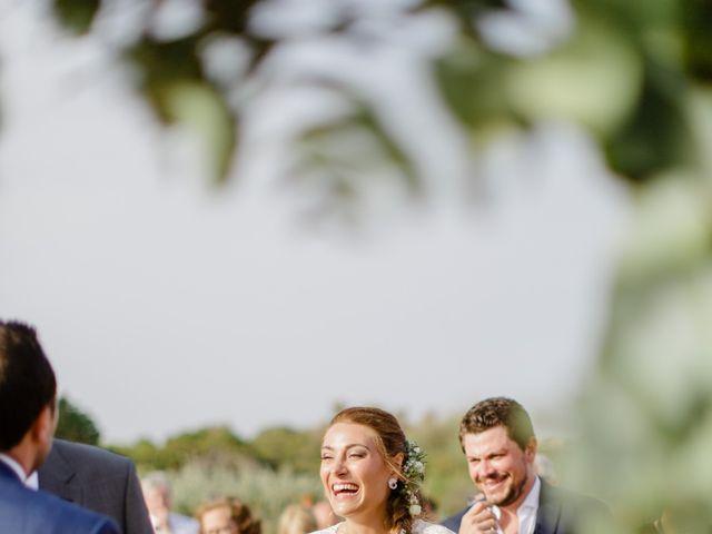 Le mariage de Victor et Caroline à Lumio, Corse 26