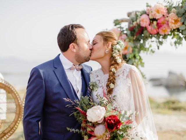 Le mariage de Victor et Caroline à Lumio, Corse 27