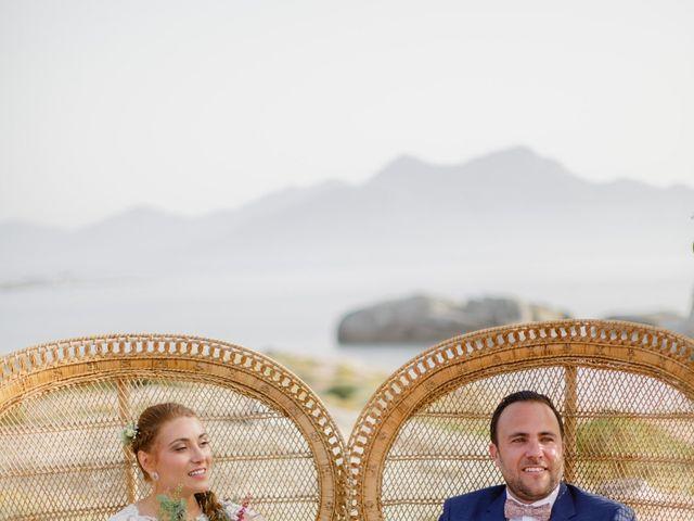 Le mariage de Victor et Caroline à Lumio, Corse 29
