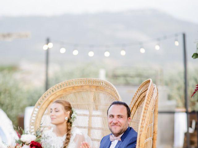 Le mariage de Victor et Caroline à Lumio, Corse 35