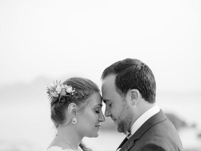 Le mariage de Victor et Caroline à Lumio, Corse 37