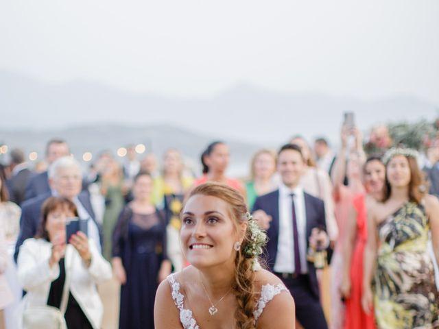 Le mariage de Victor et Caroline à Lumio, Corse 48