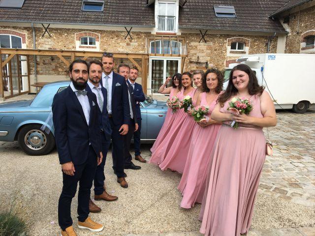 Le mariage de Pierre et Charlotte à Saint-Fargeau-Ponthierry, Seine-et-Marne 2