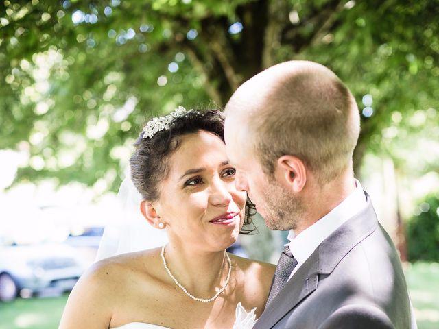 Le mariage de alex et leya à Saint-Laurent-d'Olt, Aveyron 3