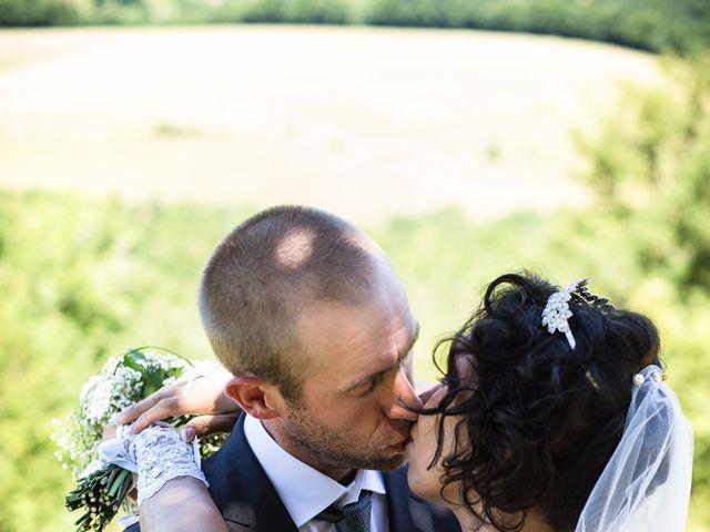 Le mariage de alex et leya à Saint-Laurent-d'Olt, Aveyron 5