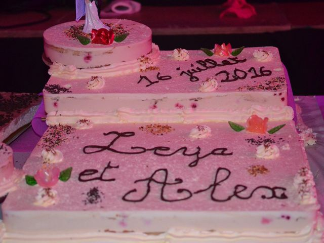 Le mariage de alex et leya à Saint-Laurent-d'Olt, Aveyron 14
