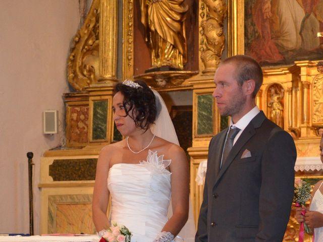 Le mariage de alex et leya à Saint-Laurent-d'Olt, Aveyron 17