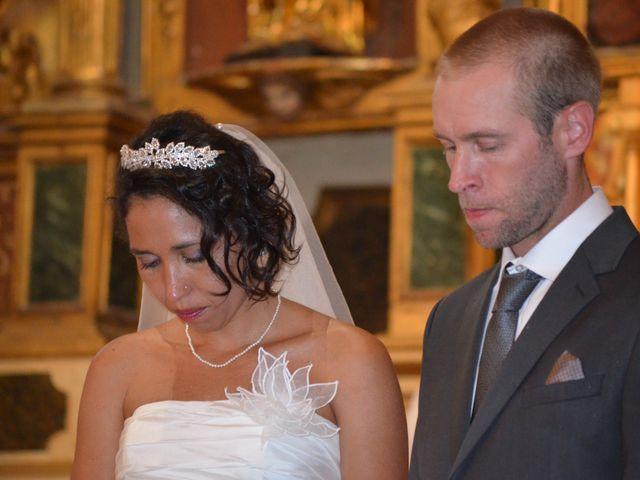 Le mariage de alex et leya à Saint-Laurent-d'Olt, Aveyron 18