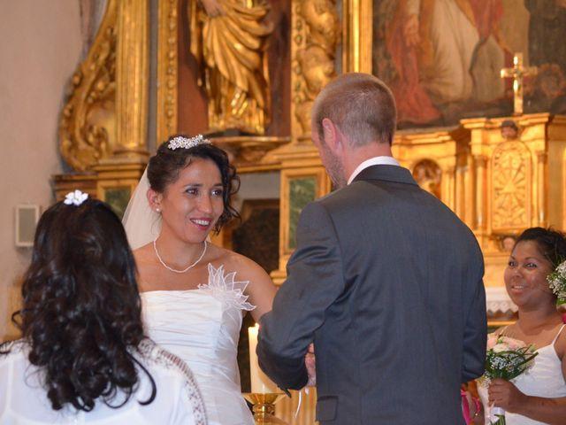Le mariage de alex et leya à Saint-Laurent-d'Olt, Aveyron 19