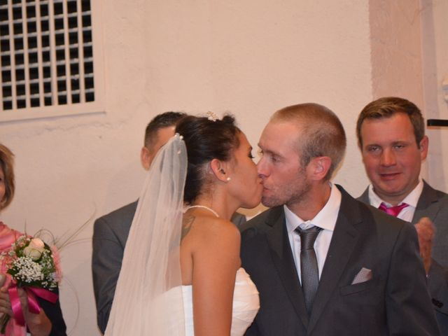Le mariage de alex et leya à Saint-Laurent-d'Olt, Aveyron 20