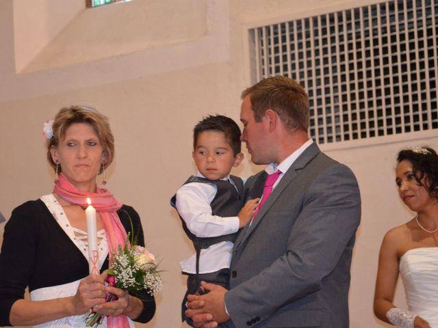 Le mariage de alex et leya à Saint-Laurent-d'Olt, Aveyron 23