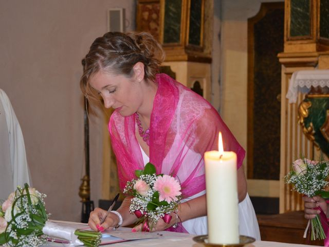 Le mariage de alex et leya à Saint-Laurent-d'Olt, Aveyron 34