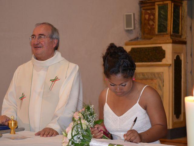 Le mariage de alex et leya à Saint-Laurent-d'Olt, Aveyron 35