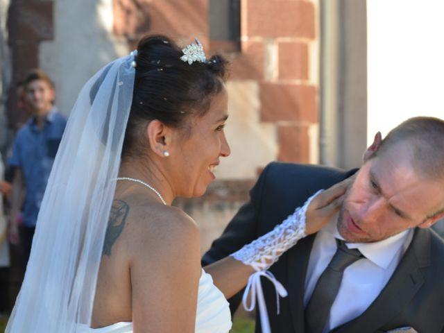 Le mariage de alex et leya à Saint-Laurent-d'Olt, Aveyron 41