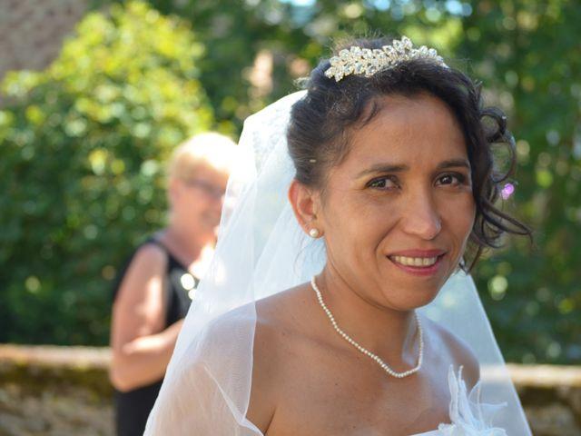 Le mariage de alex et leya à Saint-Laurent-d'Olt, Aveyron 42