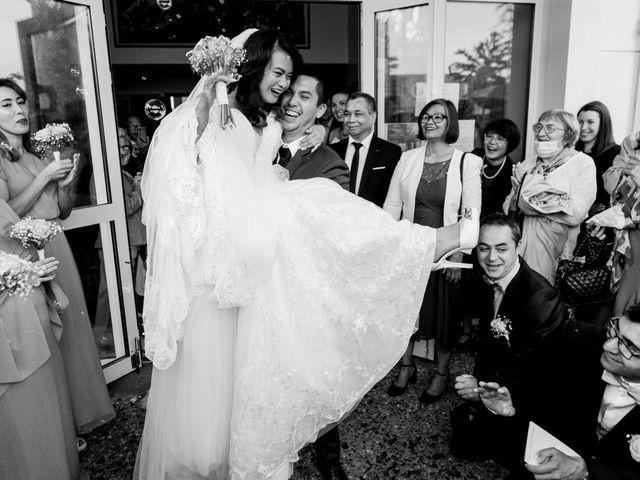 Le mariage de H'Liza et Stéphane