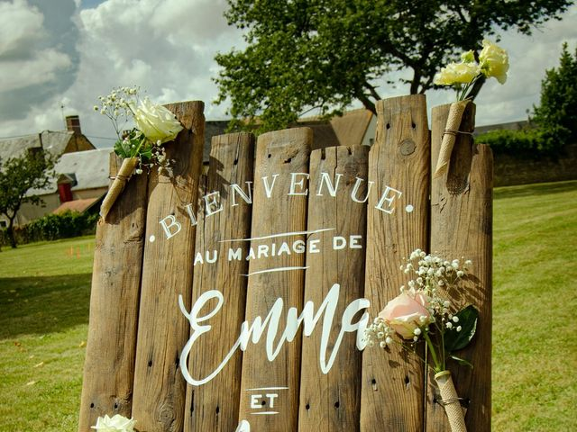 Le mariage de Maxime et Emma à Domfront-en-Champagne, Sarthe 4