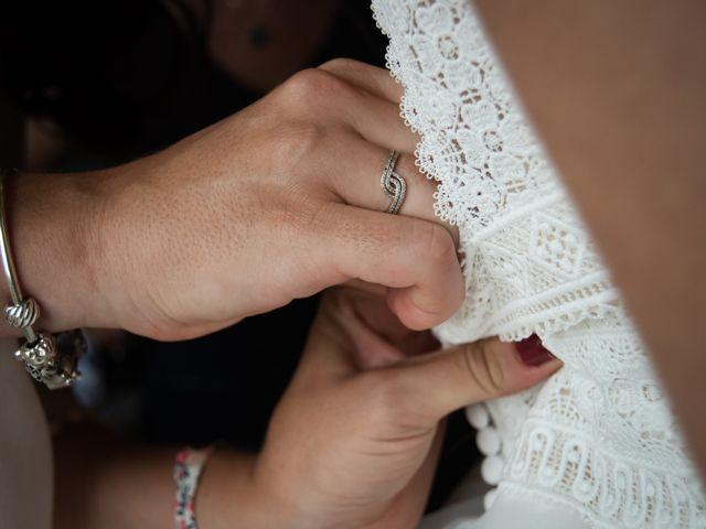Le mariage de Maxime et Emma à Domfront-en-Champagne, Sarthe 12