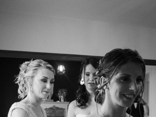 Le mariage de Maxime et Emma à Domfront-en-Champagne, Sarthe 13