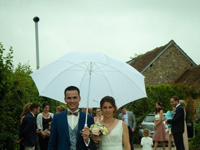 Le mariage de Maxime et Emma à Domfront-en-Champagne, Sarthe 15