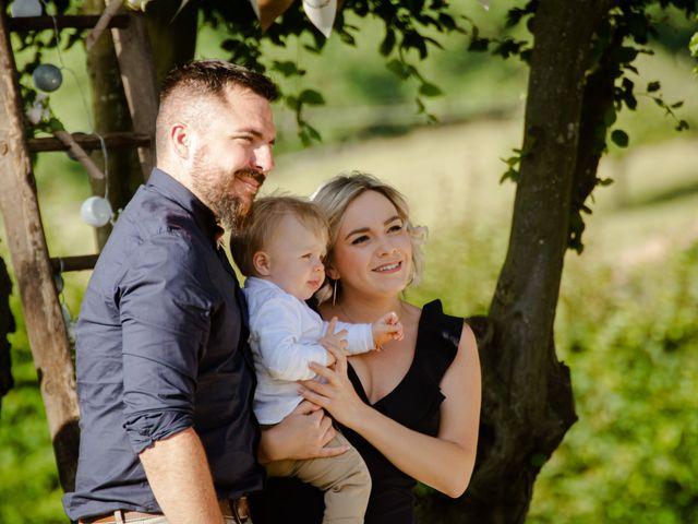 Le mariage de Maxime et Emma à Domfront-en-Champagne, Sarthe 18