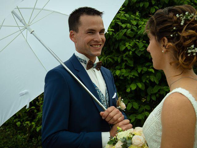 Le mariage de Maxime et Emma à Domfront-en-Champagne, Sarthe 21