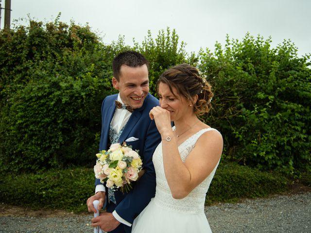 Le mariage de Maxime et Emma à Domfront-en-Champagne, Sarthe 22