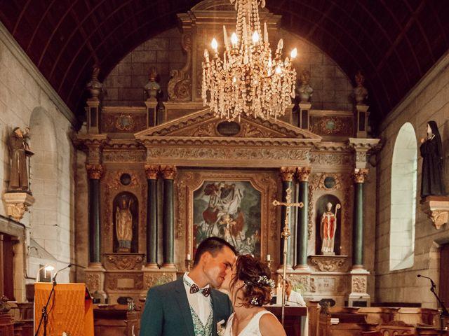 Le mariage de Maxime et Emma à Domfront-en-Champagne, Sarthe 23