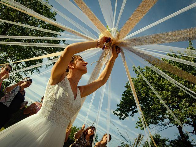 Le mariage de Maxime et Emma à Domfront-en-Champagne, Sarthe 26