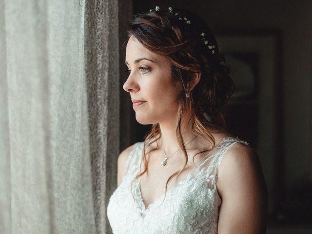 Le mariage de Franck et Laura à Aurillac, Cantal 5