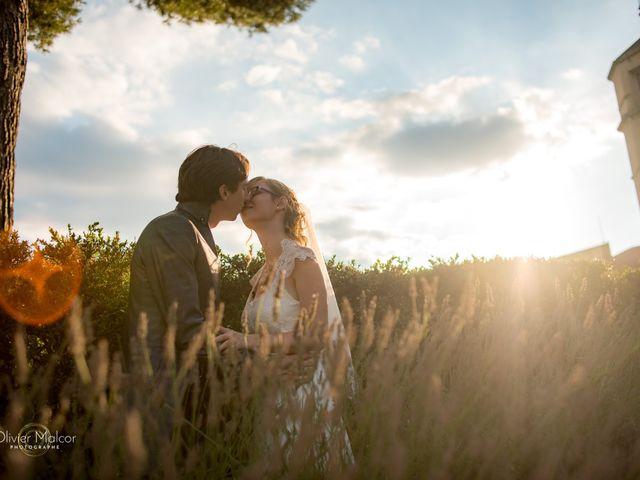 Le mariage de Mathilde et Hugo