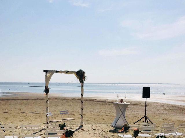 Le mariage de Sebastian  et Pauline  à Lanton, Gironde 2