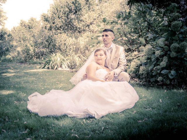 Le mariage de Benjamin  et Elodie  à Cazouls-lès-Béziers, Hérault 1