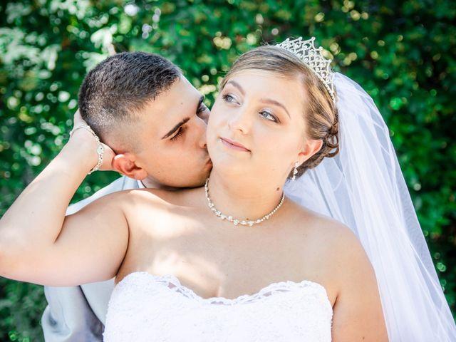Le mariage de Benjamin  et Elodie  à Cazouls-lès-Béziers, Hérault 4
