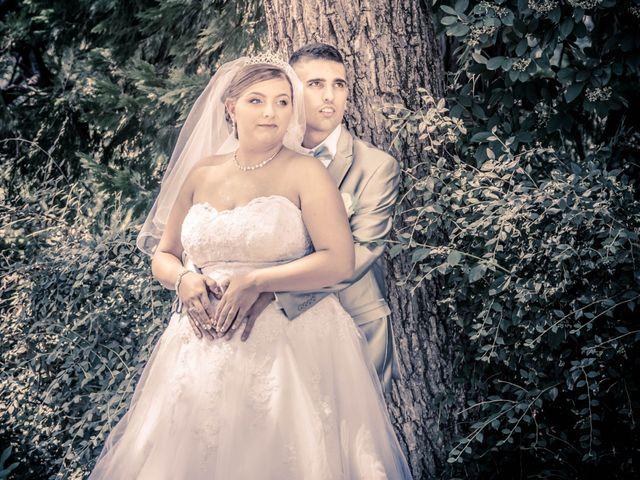 Le mariage de Benjamin  et Elodie  à Cazouls-lès-Béziers, Hérault 8