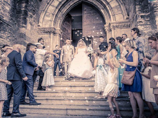 Le mariage de Benjamin  et Elodie  à Cazouls-lès-Béziers, Hérault 10