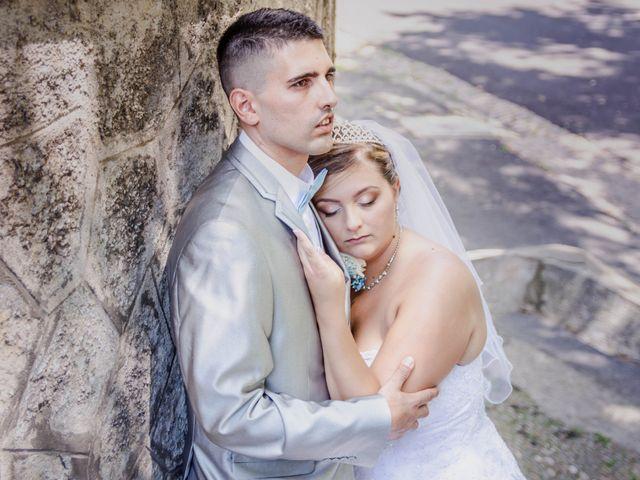 Le mariage de Benjamin  et Elodie  à Cazouls-lès-Béziers, Hérault 12