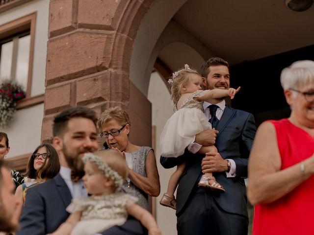 Le mariage de Yoann et Aurélie à Vieux-Thann, Haut Rhin 10