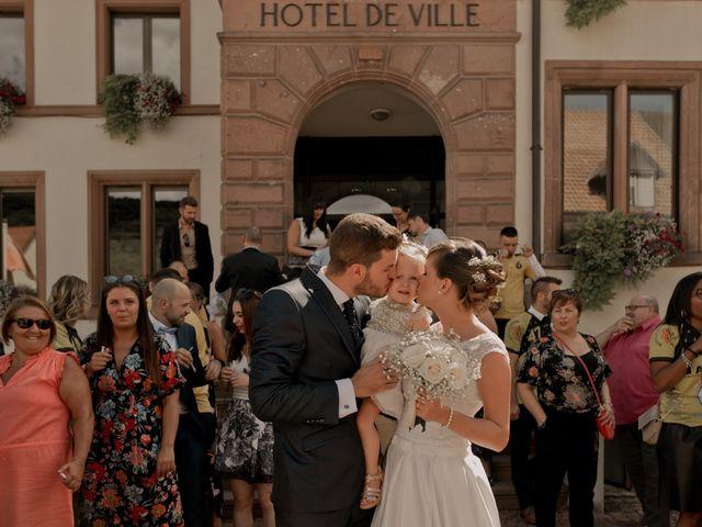 Le mariage de Yoann et Aurélie à Vieux-Thann, Haut Rhin 14