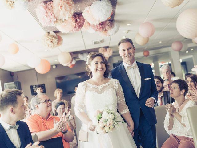 Le mariage de Guy et Corinne à Montigny-le-Bretonneux, Yvelines 18
