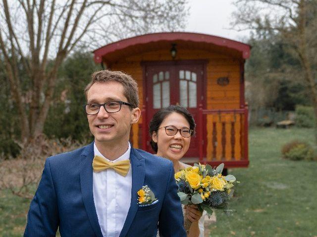 Le mariage de Luc et Fidella à Belfort, Territoire de Belfort 4